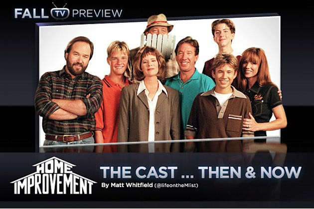 Fall TV: 'Home Improvement': …