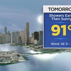 CBS4 Weather @ Your Desk 7-12-14 7 PM