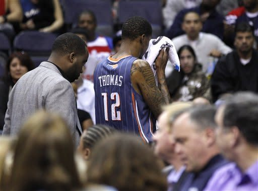 Wizards hand Bobcats 21st straight loss, 101-73