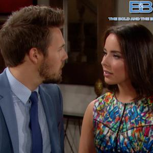 The Bold and The Beautiful - Liam Gives Up
