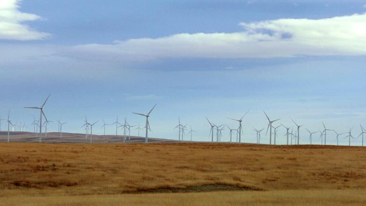 Federal judge asked to settle wind farm dispute
