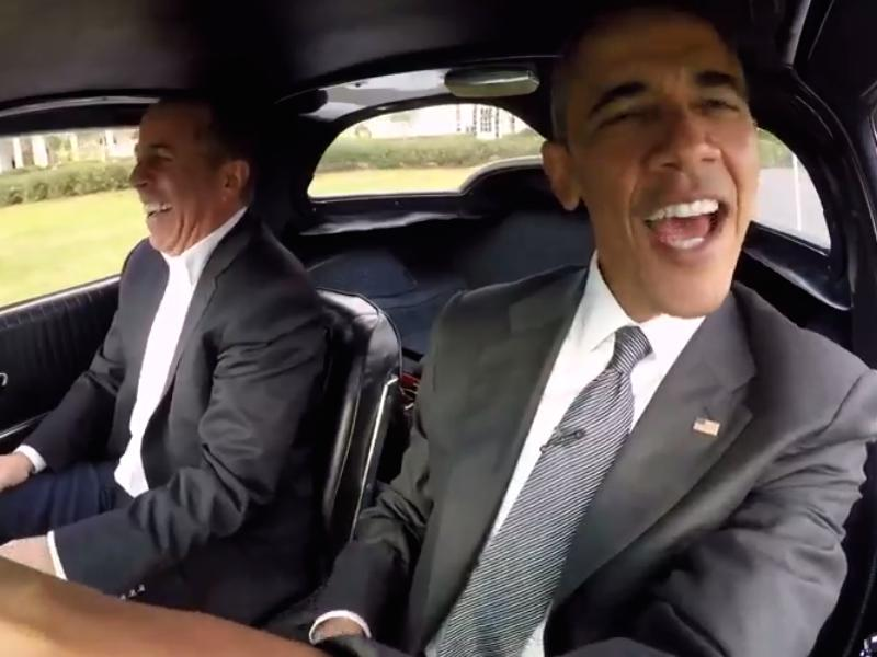 'Comedians In Cars Getting Coffee' Moves To Netflix As Part Of Big Jerry Seinfeld Deal That Includes Specials & Series