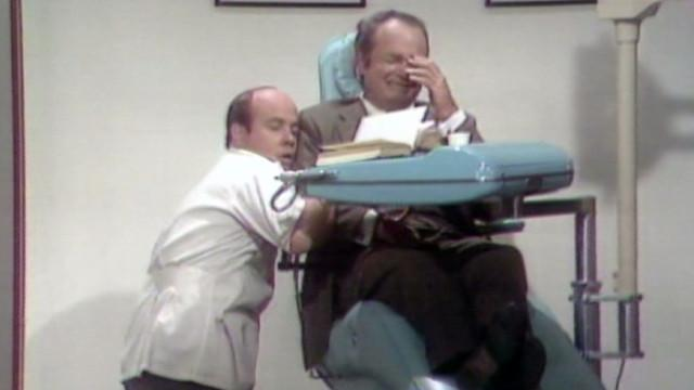 Tim Conway Made Harvey Korman Wet Himself