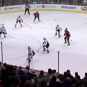 Granlund's late goal