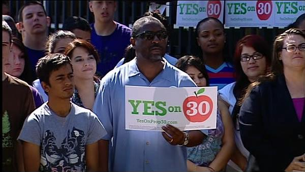 Thousands of California teachers to be laid off