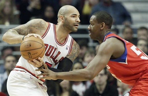 Bulls get the best of 76ers 93-88