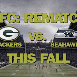 NFC: Rematch - Green Bay Packers vs. Seattle Seahawks