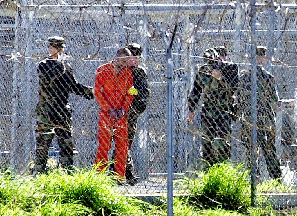 Four Afghan Guantanamo detainees repatriated, says Pentagon