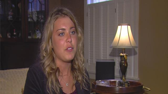 Former tanning addict fights to keep minors away from tanning beds