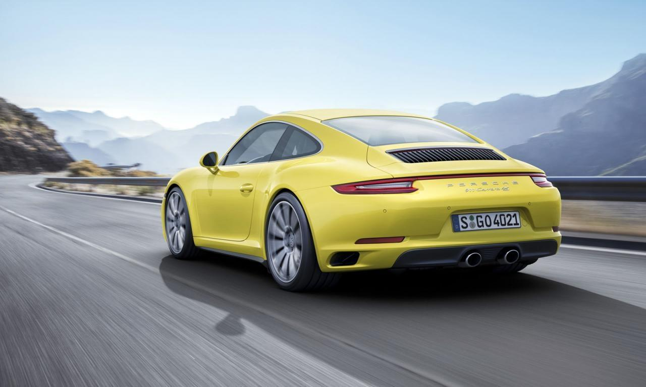 Will Porsche's iconic 911 go hybrid before the end of the decade?