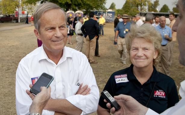 Authorities Are Investigating Rape Threats Against Todd Akin