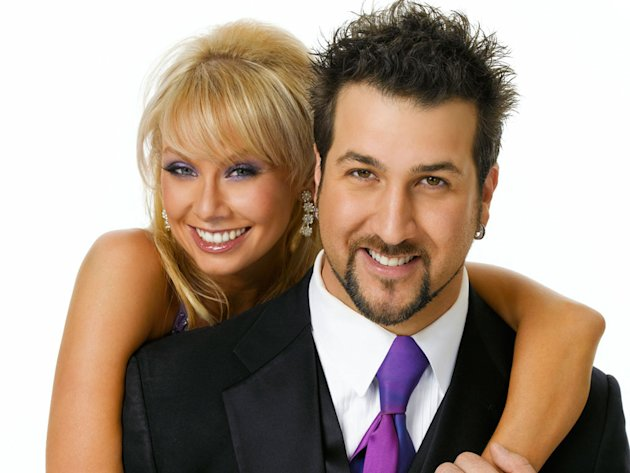 Joey Fatone &amp; Kym Johnson