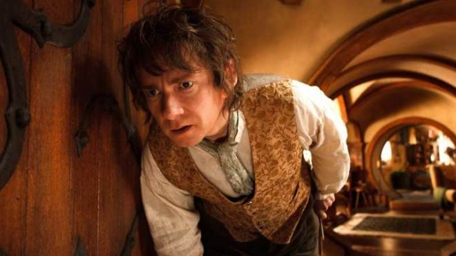 The Hobbit:One moviegoer said the film's advanced cinematography technique left him with a migraine.