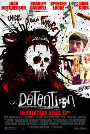 Poster art for Samuel Goldwyn Films's 'Detention' - 2012