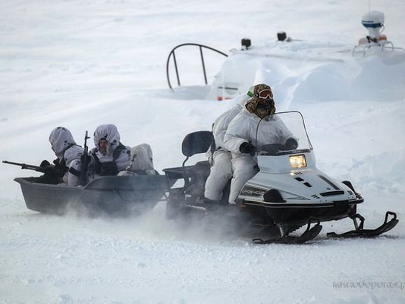 Finnish defense official: Russia has 'twofold objectives' in the Arctic