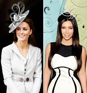 How Kate Middleton's Fascinators Have Inspired Hollywood