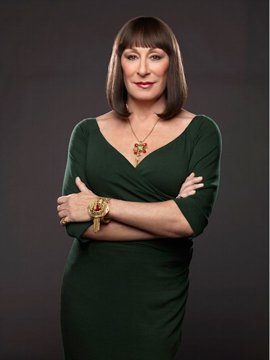 Anjelica Huston,