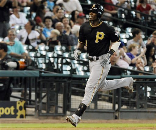 Pirates hand Astros 10th loss in row with 5-3 win