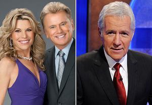 Vanna White, Pat Sajak, Alex Trebek | Photo Credits: Sony Pictures Television