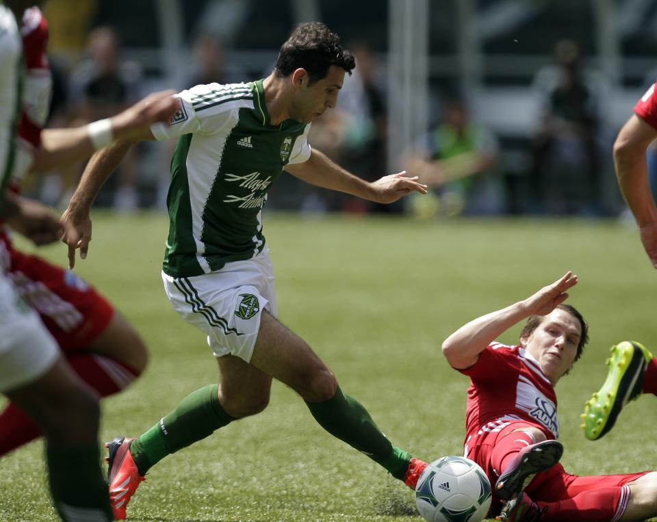 Timbers beat Dallas, run MLS unbeaten streak to 13