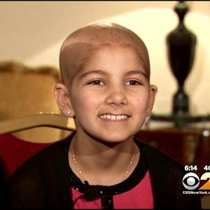 Young Cancer Patient Meets With Pope