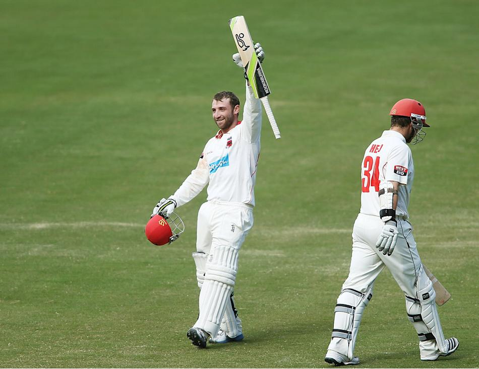 Sheffield Shield - Redbacks v Warriors: Day 3