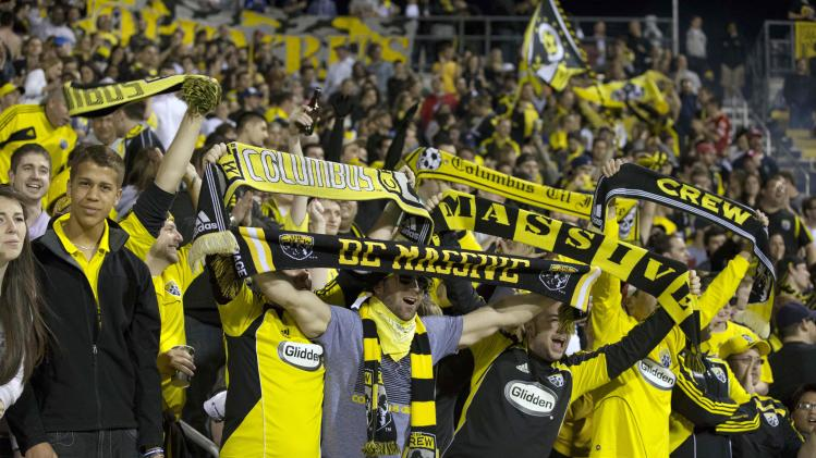 MLS: D.C. United at Columbus Crew