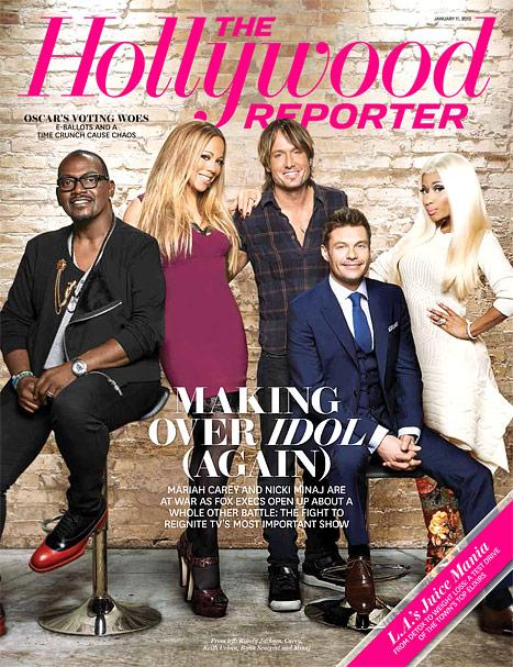 "Nicki Minaj Worries American Idol Will Make Her ""Too Famous"""