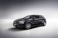 Top class fuel efficiency, the Mercedes-Benz A-Class BlueEfficiency models
