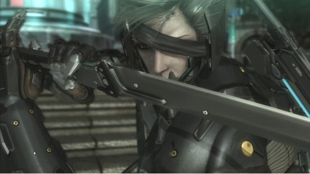 Police Riot - Metal Gear Rising: …