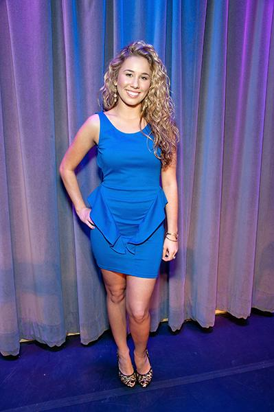 At Backstage Pass: Haley Reinhart this February