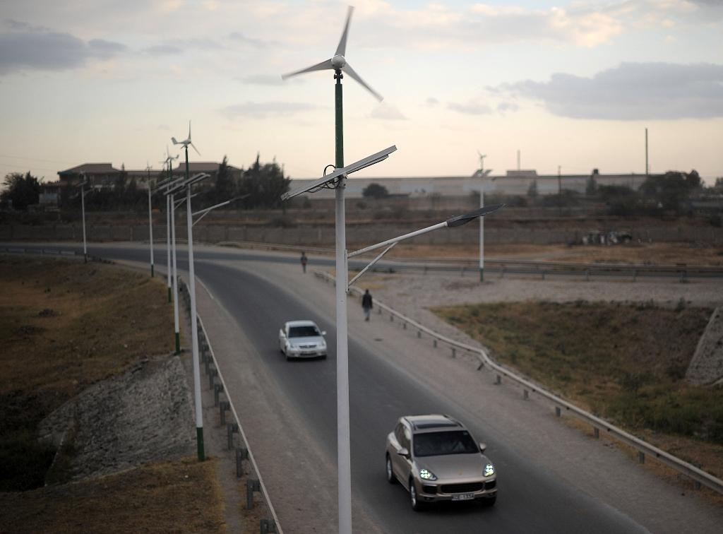 Africa could quadruple green energy production by 2030: report