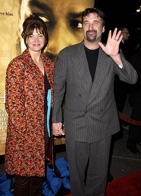 Premiere: Isabella Hofmann and Daniel Baldwin at the LA premiere for New Line's John Q - 1/7/2002