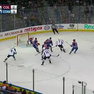 Ben Scrivens Save on John Mitchell (18:26/2nd)