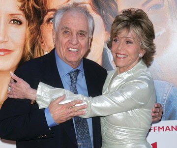 Garry Marshall , director and Jane Fonda at the New York premiere of Universal Pictures' Georgia Rule