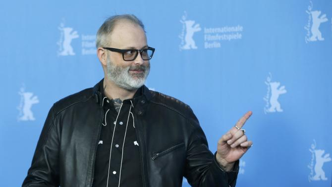 Director Cote poses during photocall at 66th Berlinale International Film Festival in Berlin