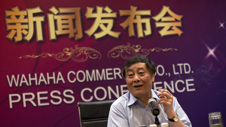 Job-seeker attacks China's 2nd-richest man