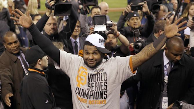 Giants confident they're in Pablo Sandoval chase