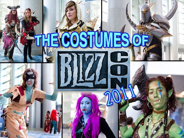 Costumes of BlizzCon 2011