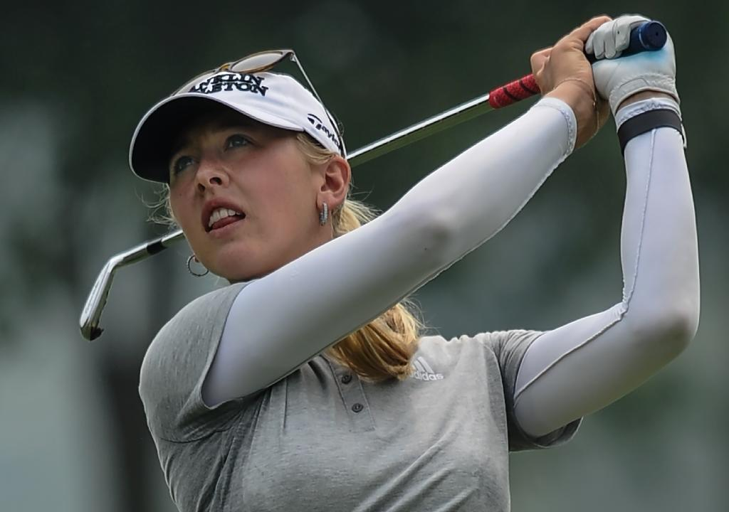 Korda takes two shots lead, Ko stays in touch in Malaysia