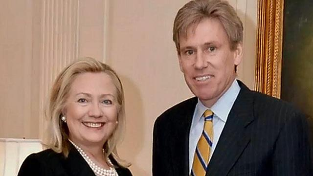 Clinton: 'No Info' Amb. Stevens Was on al Qaeda 'Hit List'