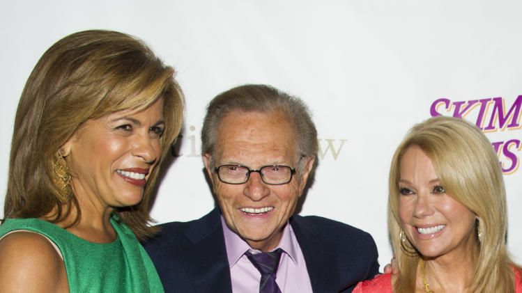 Larry King says talk show to resume this summer