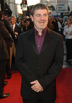 Gustavo Santaolalla at the LA premiere of Warner Bros. Pictures' North Country