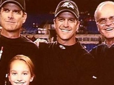 Harbaugh Parents: 'Who Has …