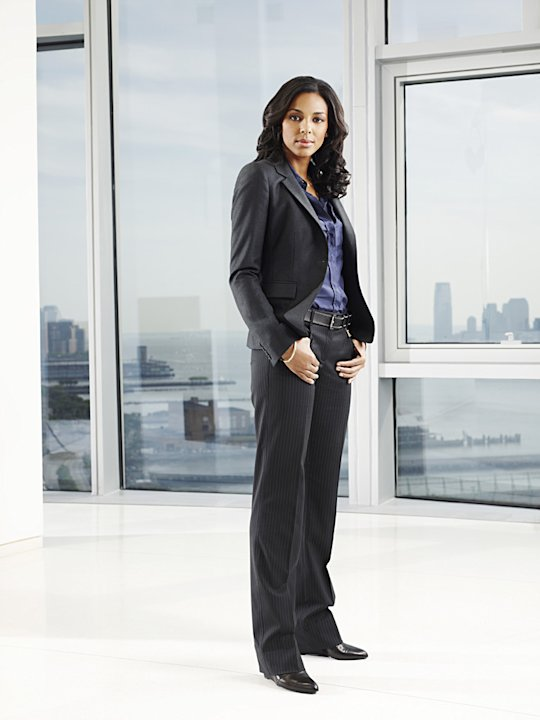 Marsha Thomason as Diana Lancing in &quot;White Collar.&quot; 