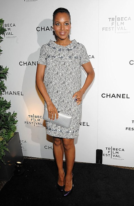 Washington Kerry Chanel Dinner