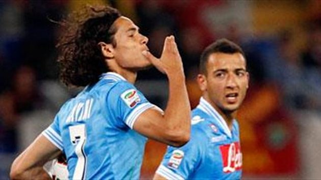 Cavani: 'No Real deal yet'