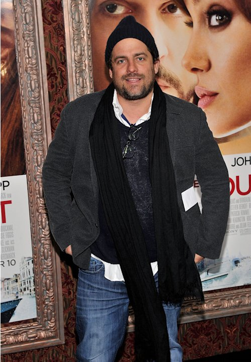 The Tourist 2010 NY Premiere Brett Ratner
