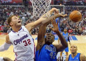 Clippers beat Mavs 99-93 for 13th home win in row