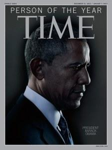 Obama Is Time's Person of the Year